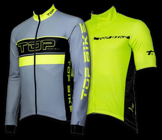 Prvotriedne cyklistické oblečenie